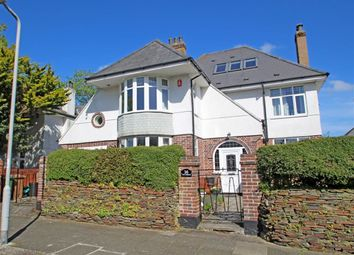 Thumbnail 4 bedroom detached house for sale in Culme Road, Mannamead, Plymouth