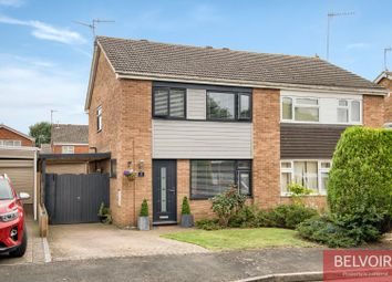 Thumbnail 3 bed property for sale in Lincoln Close, Warwick