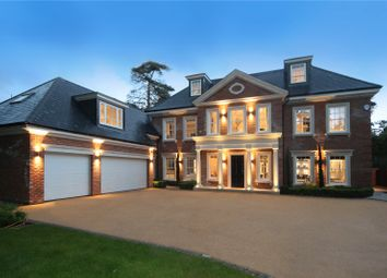 Thumbnail 6 bed detached house for sale in Coronation Road, Ascot, Berkshire
