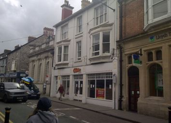 Thumbnail Commercial property for sale in 12/13 High Street, Cardigan