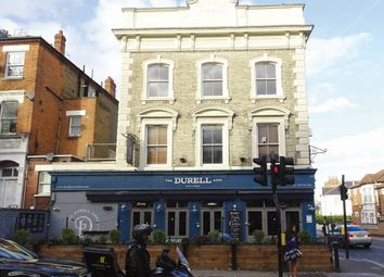 Thumbnail 3 bed flat for sale in Flat 4, 55 Munster Road, Fulham