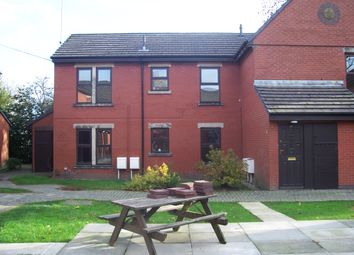 Thumbnail 1 bed flat to rent in The Hollies, Breightmet, Bolton