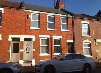 Thumbnail 3 bed property to rent in Manfield Road, Abington, Northampton