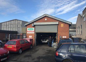 Thumbnail Parking/garage for sale in Fort Street Industrial Estate, Blackburn