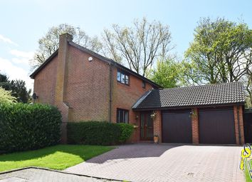 Thumbnail 4 bed detached house to rent in Leafenden Close, Darley Abbey, Derby