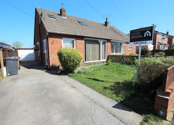 Thumbnail 3 bed semi-detached bungalow for sale in Hillpark Avenue, Hoghton, Preston