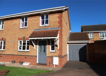 Thumbnail 3 bedroom semi-detached house for sale in Durban Road, Thurcaston Park, Leicester