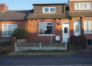 Thumbnail 2 bed terraced bungalow for sale in George Street, Ryhill, Wakefield
