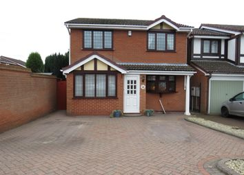 Thumbnail 3 bed detached house for sale in Falcon, Wilnecote, Tamworth