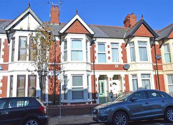 Thumbnail 3 bedroom terraced house for sale in Newfoundland Road, Heath/Gabalfa, Cardiff