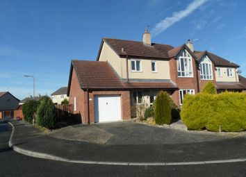 Thumbnail 3 bed semi-detached house to rent in Bro Ednyfed, Llangefni, Anglesey