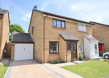 Thumbnail 2 bed semi-detached house for sale in Primrose Way, Locks Heath, Southampton