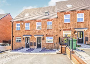 3 bed town house for sale in Wellspring Gardens, Dudley DY2
