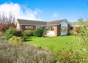 Thumbnail 2 bed detached bungalow for sale in Holly Road, Attleborough