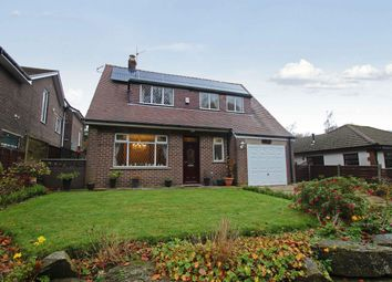 Thumbnail 3 bed detached house for sale in Manor Road, Darwen
