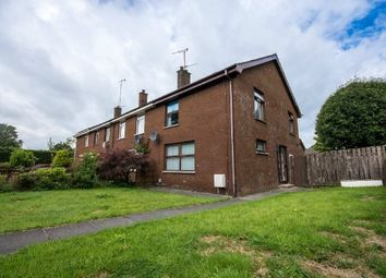 Thumbnail 3 bed end terrace house for sale in Drumard Crescent, Ballinderry Upper, Lisburn