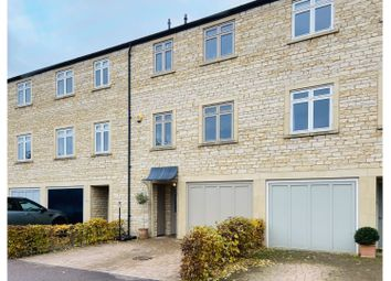 4 bed terraced house for sale in Anseres Place, Stamford PE9