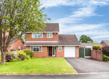 Thumbnail Detached house for sale in Blackshaw Close, Mossley, Congleton