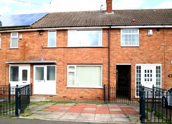 Thumbnail 2 bed terraced house for sale in Stornaway Square, Spring Cottage, Hull, East Yorkshire
