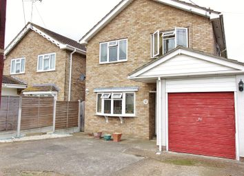 Thumbnail 4 bed link-detached house for sale in Church Parade, Canvey Island