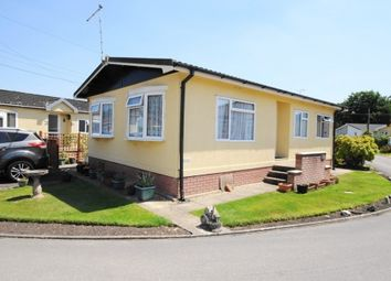 Thumbnail 2 bed mobile/park home for sale in Holton Heath Park, Wareham Road, Poole, Dorset