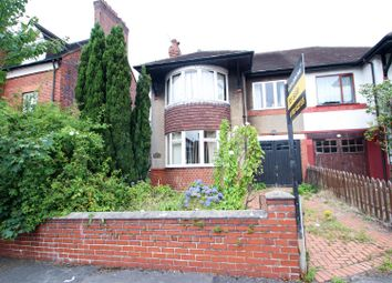 Thumbnail 3 bed semi-detached house for sale in Grosvenor Road, Newcastle-Under-Lyme