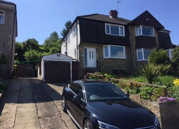 Thumbnail 3 bedroom semi-detached house to rent in Ascot Drive, Bradford