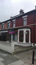 Thumbnail 4 bedroom terraced house to rent in Dudley Road, Ilford