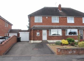 Thumbnail 3 bed semi-detached house for sale in Brook Crescent, Kingswinford
