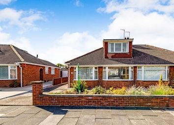 Thumbnail 3 bed bungalow for sale in Cradley Drive, Middlesbrough