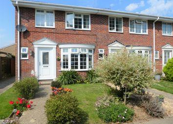 Thumbnail 3 bedroom end terrace house for sale in Southwark Walk, Bognor Regis