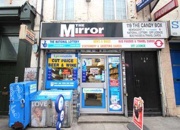 Thumbnail Retail premises to let in Kentish Town Road, Camden