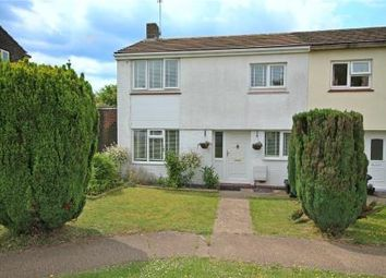 Thumbnail 3 bed end terrace house for sale in Coxdean, Epsom