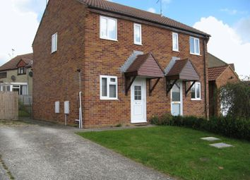 Thumbnail 2 bed semi-detached house to rent in Derwent Way, Yeovil