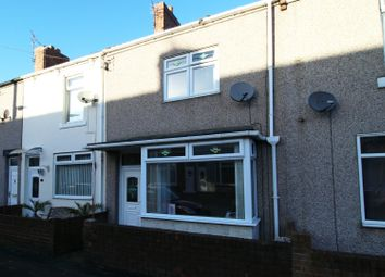 Thumbnail 2 bedroom terraced house for sale in South View, Trimdon Station, Durham