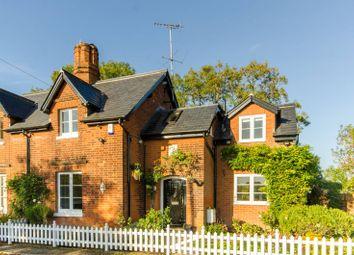 Thumbnail 3 bed cottage to rent in Bentley Heath, Hadley Wood, Barnet