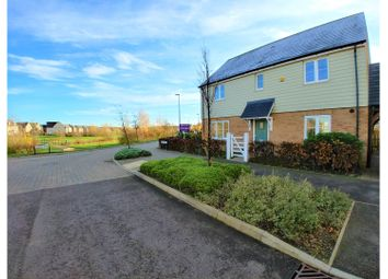 Thumbnail 4 bedroom detached house for sale in Antonia Way, Brooklands