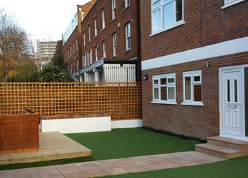 Thumbnail 4 bed semi-detached house to rent in Belsize Road, London