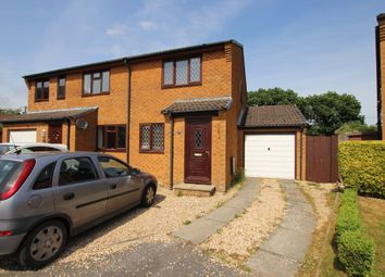 Thumbnail 2 bed semi-detached house to rent in Tiffany Close, Hordle, Lymington