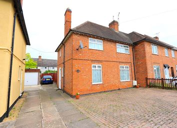 Thumbnail 3 bed semi-detached house for sale in Bewicke Road, Leicester