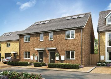 Thumbnail 3 bed semi-detached house for sale in The Beardmore, St. Andrew's Park, Uxbridge