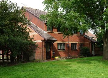 Thumbnail 2 bed maisonette for sale in Palmer Crescent, Ottershaw