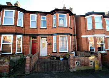 Thumbnail 2 bed semi-detached house for sale in All Saints Road, Ipswich