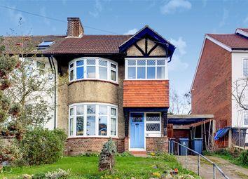 3 bed semi-detached house for sale in Villiers Avenue, Surbiton, Surrey KT5