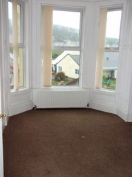 Thumbnail 2 bedroom flat to rent in Station Road, Port St Mary