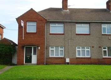 Thumbnail 2 bedroom flat for sale in Park Road, Ashington