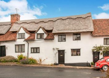 Thumbnail 3 bed terraced house for sale in Newport, Saffron Walden