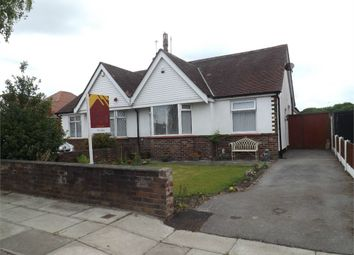 Thumbnail 3 bed semi-detached bungalow for sale in Larkfield Lane, Southport, Merseyside