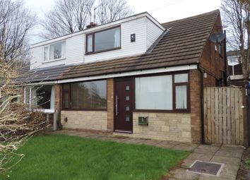 3 bed semi-detached bungalow for sale in Victoria Way, Royton, Oldham OL2