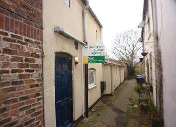 Thumbnail 2 bed cottage for sale in Wide Yard, Brompton, Northallerton